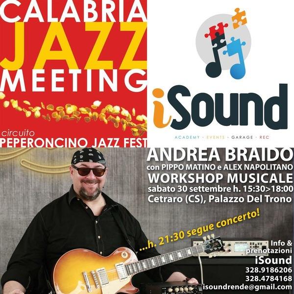Workshop con Andrea Braido