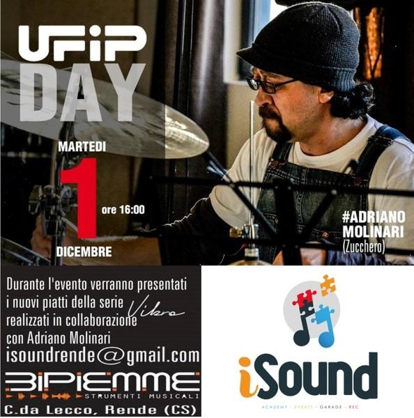 Ufip Day con Adriano Molinari