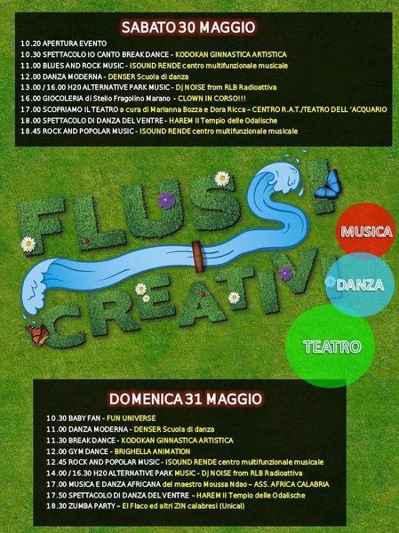 Flussi Creativi 2